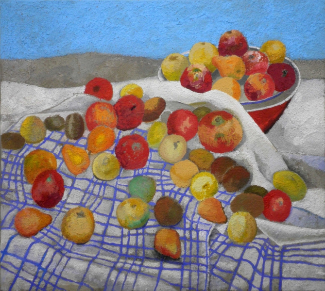 Peter Pinsel, Fruits of The Garden, 2006